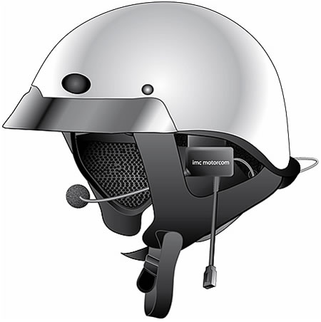 motorcycle helmet headset hs-h170 for hd motorcycles