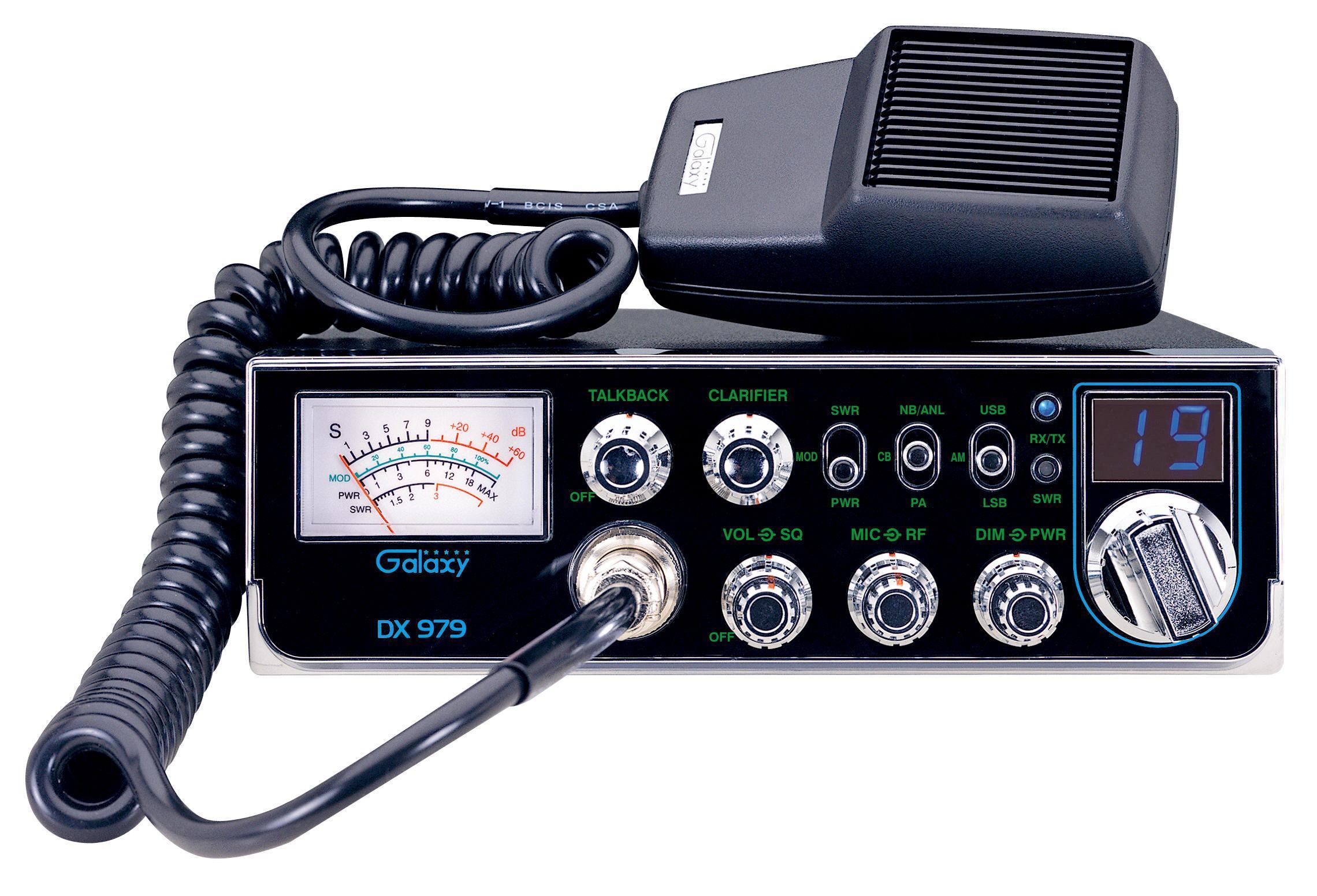 Cb Radio: Galaxy Cb Radios New DX959B March 2015