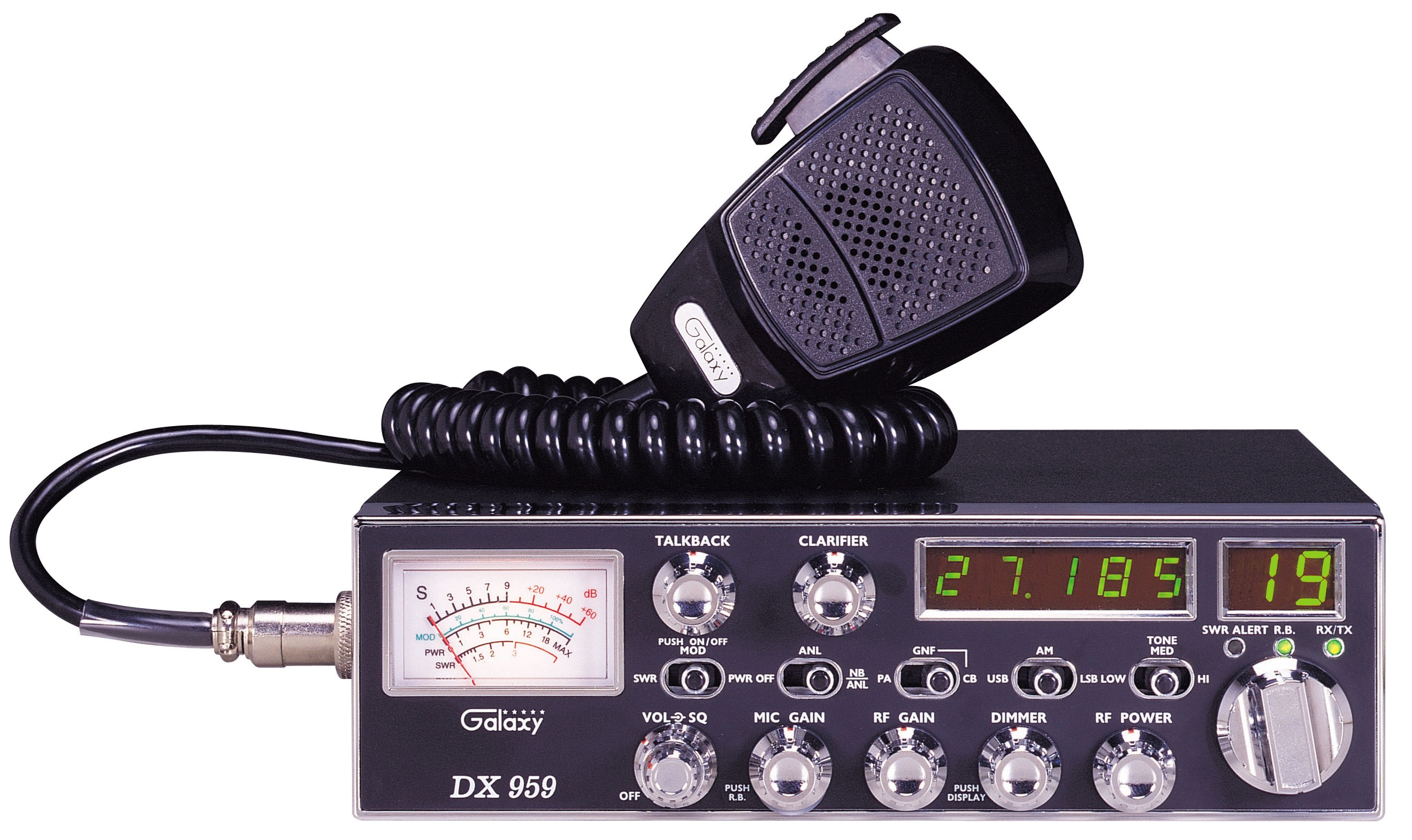Galaxy cb radio models